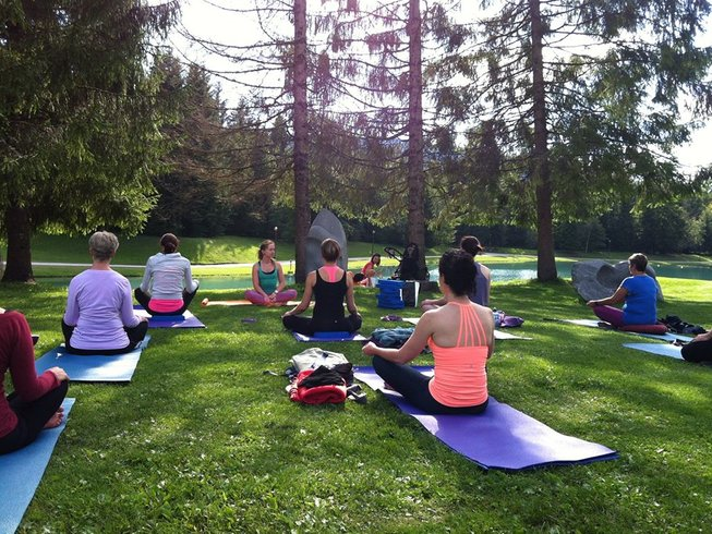 4 Days Women's Intensive Coaching and Yoga Retreat France