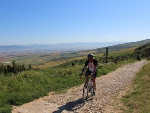 22 Days The Camino Quest Cycling Tour from London to Santiago, Spain