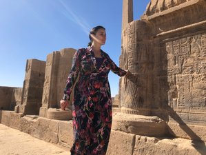 8 Day Yoga on the Nile and Cultural Tour in Egypt