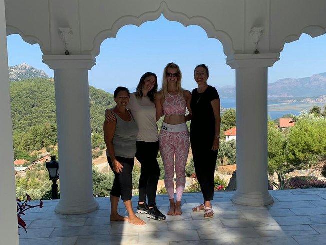 8 Days Summer Vinyasa & Yin Yoga and 1 Day Fast Mountain Retreat Near  Iztuzu Beach, Turkey