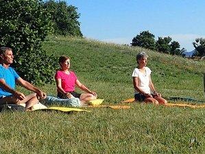 5 jours en stage de yoga, randonnée et jeûne accessible à tous à Alzon, Cévennes