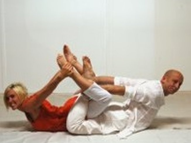 3 Days Valentines Partners Yoga Retreat in Virginia