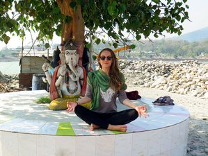6 Days Meditation & Yoga Retreat in Rishikesh, India