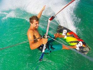 8 Day Kitesurfing or Windsurfing in Talamone, Tuscany