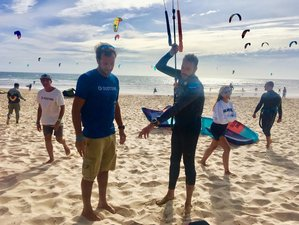 30 Day Kitesurf and Cowork in Cascais