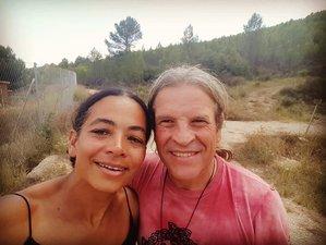 3 Day Individual Therapeutic Spiritual Yoga Retreat in Raquena, Valencia