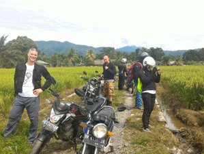 13 Day Wonderful Sumatra Guided Motorbike Tour