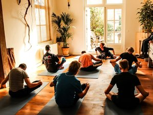 3 Days SUP Yoga Retreat in Wijk aan Zee, the Netherlands