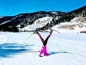 4 Tage Neujahrs Yoga und Ski Retreat im Bregenzerwald, Vorarlberg