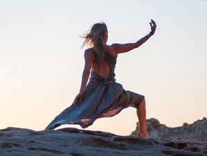 15 Day Anapnoe Vinyasa Solo Yoga Retreat in Paros