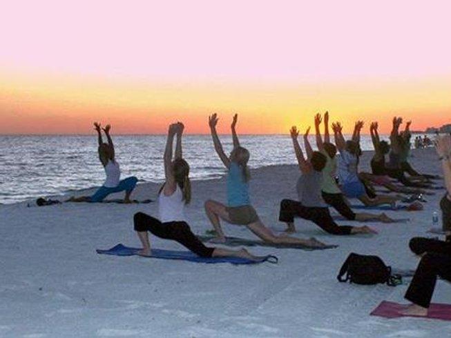 8 Tage Regenerieren und Reflektieren Yoga Retreat in Riviera Maya, Mexiko
