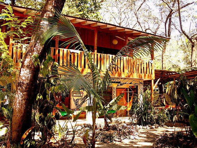10 Days Surf and Yoga Retreat Costa Rica