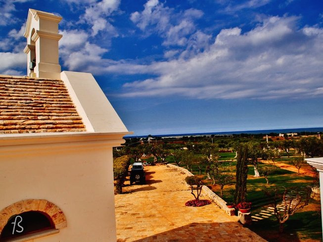 7 Days Italian Cooking and Yoga Retreat in Puglia, Italy