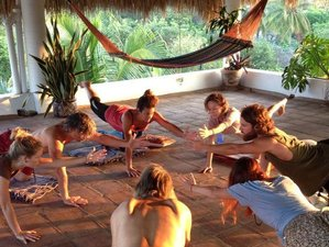 7 Days Divine Feminine Women Only Personal Yoga Retreat in Mexico