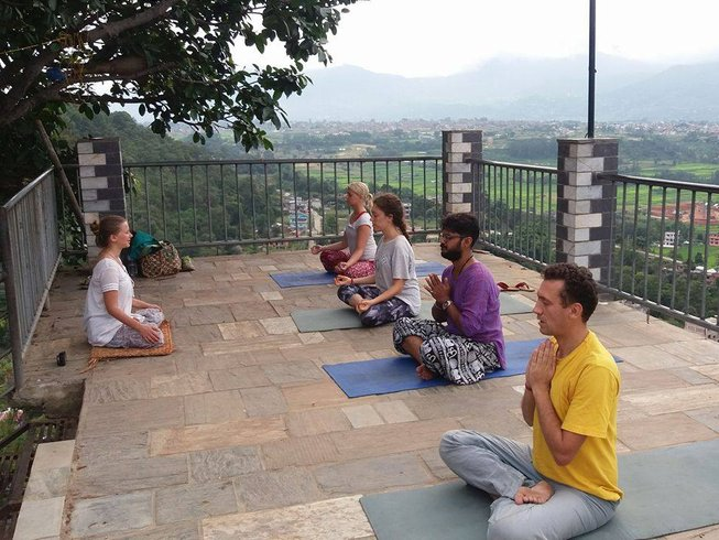 8 Days Yoga Vacation in Nepal