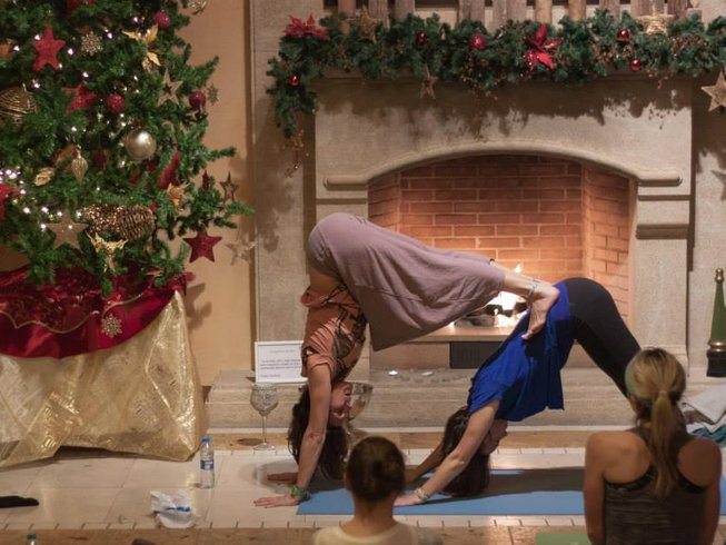 5 Days Pre-Christmas Yoga Retreat in Spain