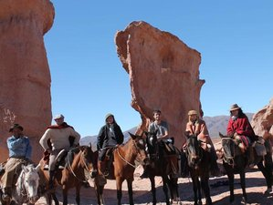 5 Days Cultural Adventure and Horseback Riding Holiday in Salta Area, Argentina