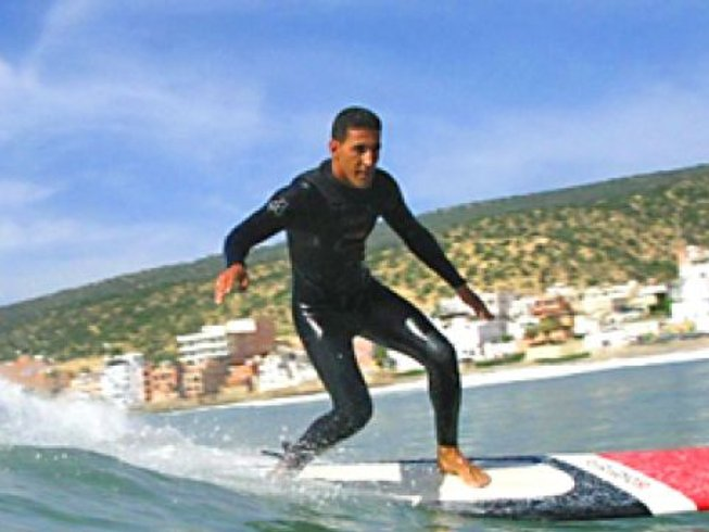 8 Days Yoga and Surf Retreat in Agadir, Morocco