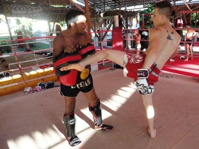 1 Month Brazilian and Muay Thai Training in Krabi, Thailand