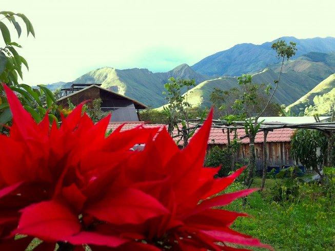 7 Days Couple's Meditation and Yoga Retreat in Vilcabamba, Ecuador