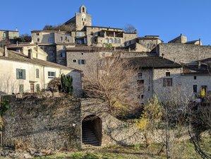4 jours en week-end de yoga, pilates, activités manuelles et randonnées à Pont-de-Barret, Drôme