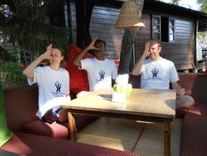 4 Day Meditation and Relaxing Yoga Holidays in Goa