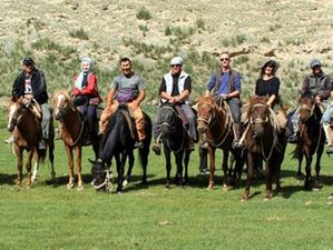 6 Day Beneath the Stars at Son-Kul Lake Horseback Riding Tour in Kyrgyzstan