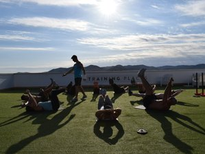 6 Day The Ultimate Fitness Experience with Nutrition Workshop in the Heart of Ibiza
