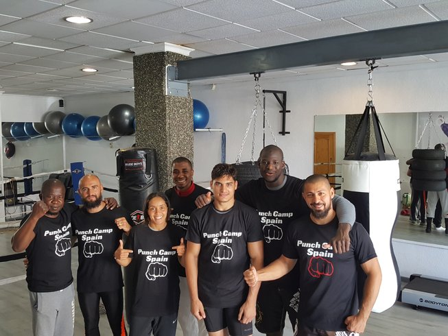 7 Days Martial Arts Training Camp in Spain