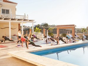 "7 Days ""Unwind & Clarify Your Mind"" Spring Yoga Retreat in Andalucia, Spain"