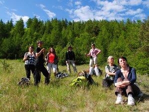 5 jours en stage de yoga et randonnée au cœur des Alpes de Provence, France