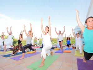 4 días de festival de yoga y creatividad en Girona, España