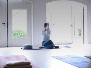 3-Daags Yoga Stilteweekend in Domburg