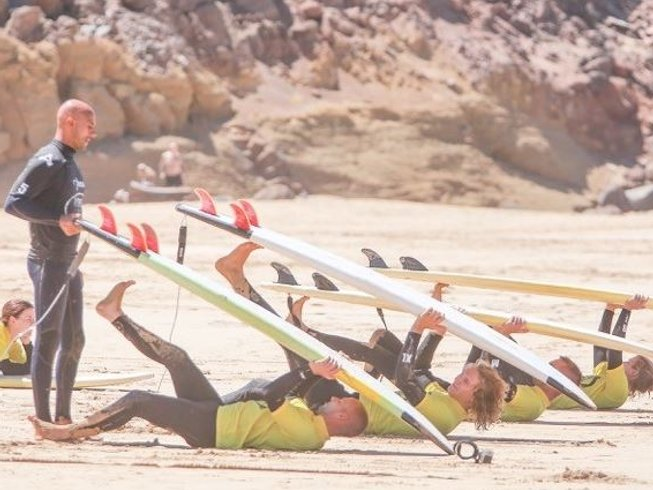 15 Days Budget Surf Camp in Corralejo, Spain