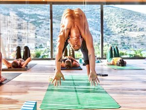 23 Day Escape to Nature: 200-Hour Yoga Teacher Training in Evia