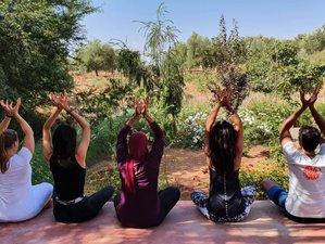 15 Day Intensive Yoga Retreat in Marrakesh