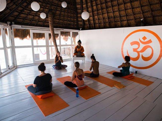 8 Days Women's Creativity and Yoga Retreat Mexico