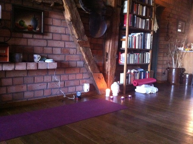 4 Days Meditation and Yoga Retreat in Germany
