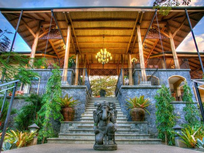 8 Days Ayurveda and Yoga Retreat in Costa Rica