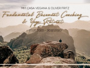 10 Tage Fundamental Basement Coaching und Yoga Retreat auf Gran Canaria, Kanaren