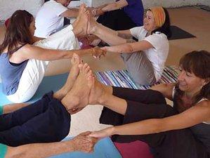 7 días retiro de yoga en el País Vasco, España