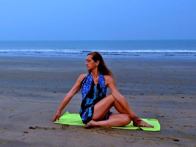 15 jours en stage de yoga, ayurvéda et méditation à Rishikesh, Inde