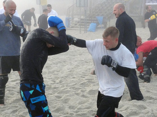 1 Week Krav Maga Training Camp in Poland