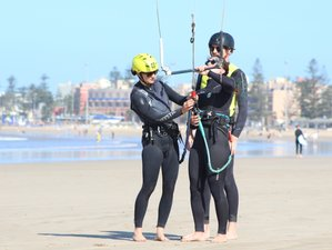 6 Day Beginner Kitesurfing Camp Essaouira, Marrakesh-Safi