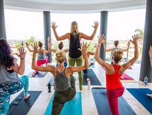 6 Day All-inclusive Adults-Only Yoga and Wellness Holiday in Aruba