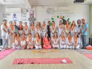 500-Hour Intense Multi-Style Yoga Teacher Training in Rishikesh, India