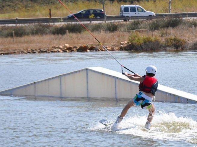 8 Days Kitesurfing Surf Camp in Portugal