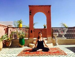 4 Days Short Break Yoga and Meditation Retreat in Marrakech, Morocco