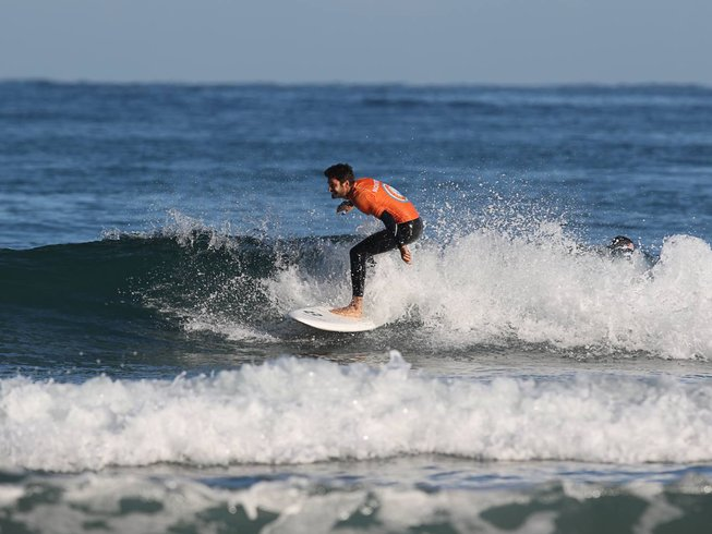 7 Days Relaxing Surf Camp France