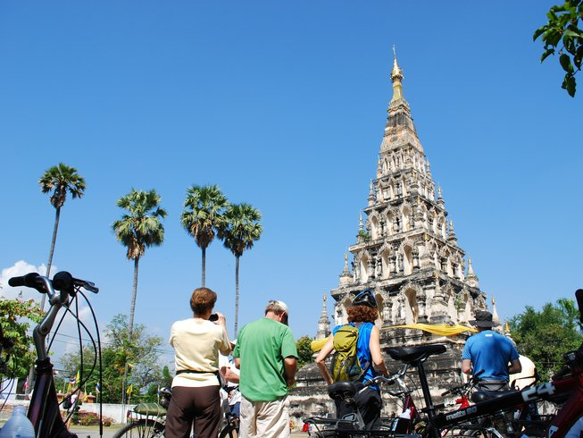 10 Days Cycling & Cooking Tours in Northern Thailand